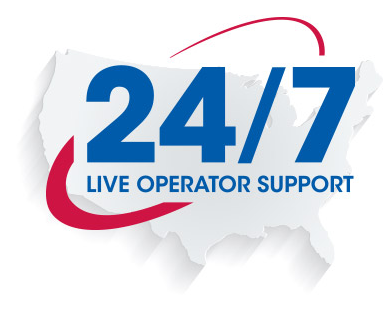 PRADAXA Link Live 24/7 Support Icon